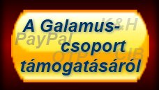 A Galamus-csoport tmogatsrl